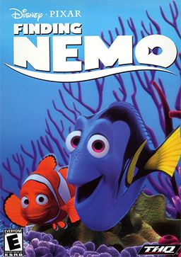 *NEMO & DORY ~ Finding Nemo, 2003....Just keep swimming, swimming, swimming, what do we do, we swim..