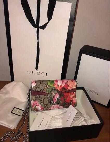 Gucci Blooms Gg Crossbody Bag Dionysus Gg Mini Purse 100