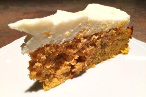 Mrkvový dort bez mouky a cukru – opravdu skvělý!