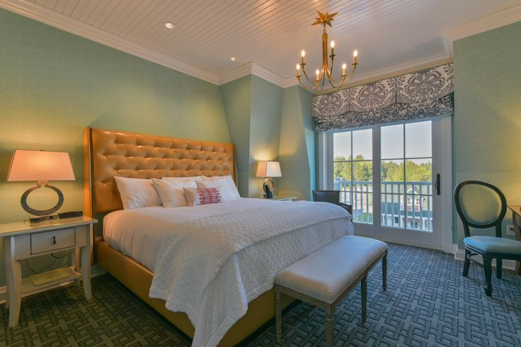Cottage View Room at Hotel Walloon #roomwithaview #hotel #walloonlake