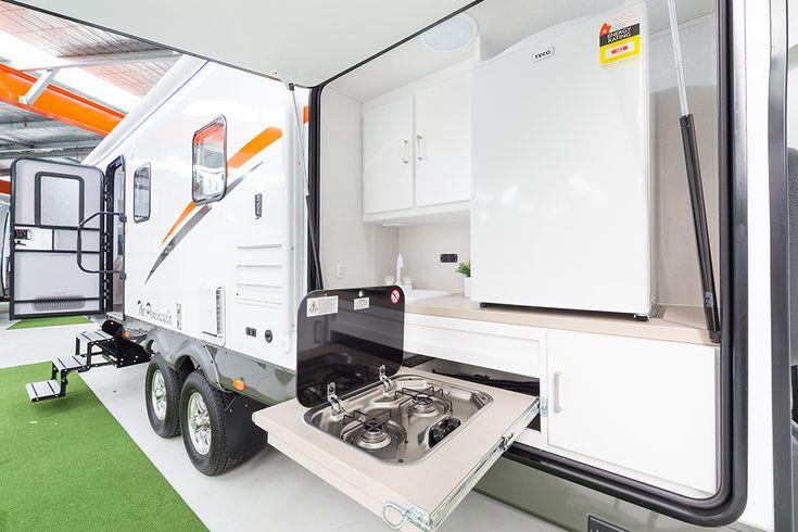 Luxury Caravan Hire - Cell Peninsula - Brisbane, Gold Coast & Sunshine Coast - Luxury Caravan Hire