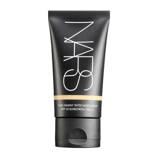 """After trying several new BB creams and tinted moisturizers this past week I fell back in love with the NARS Tinted Moisturizer! Just as much or more coverage than the """"American"""" BB creams I tried, and the PERFECT colour for me. Thanks, NARS - sorry I doubted you!"""