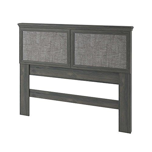 Altra Stone River Full Queen Headboard With Fabric Insert