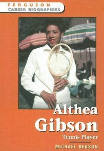40 best autobiography im never sure if they are autobiography althea gibson tennis player ferguson career biographies michael benson 9780816058891 fandeluxe PDF