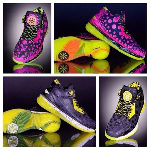 Dwyane Wade Unveils His Li-Ning Way Of Wade 2 NBA All-Star Sneakers