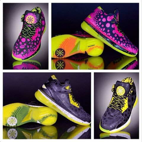 Dwyane Wade Unveils His Li-Ning Way Of Wade 2 NBA All-Star Sneakers