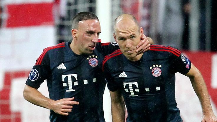 Ribery, Robben not wanted in Chinese Super League - Mads Davidsen