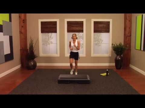 Fitness: Beginner Step Aerobics - Vol. 2 Workout 2
