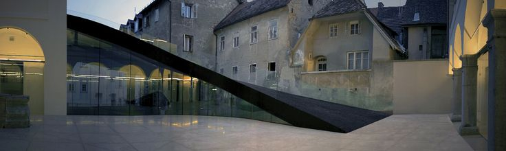 Extension and renovation of the Ljubljana City Museum / OFIS