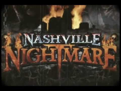 Nashville Nightmare Haunted Attraction in Nashville TN w GG products