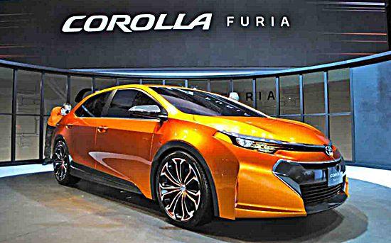 2017 Toyota Corolla S Plus Release Date