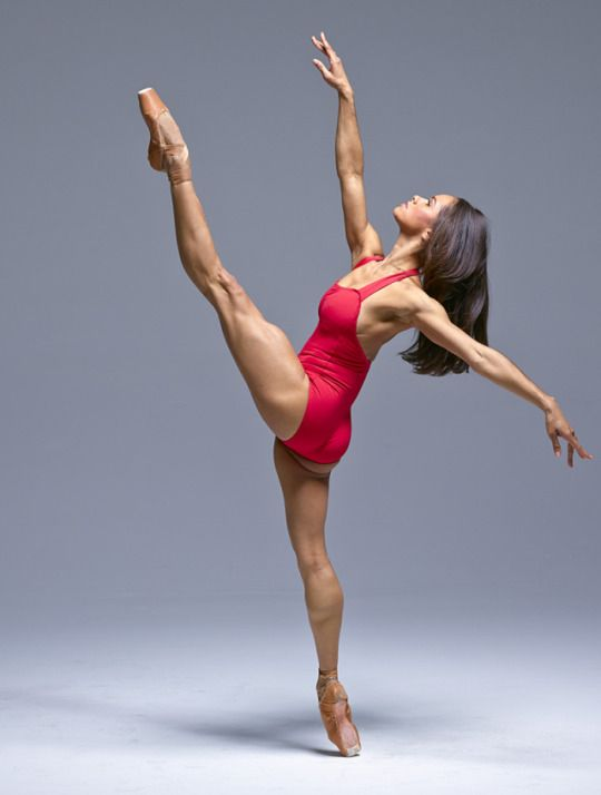 Misty Copeland in Arrive Magazine
