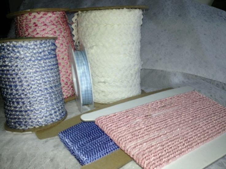 ribbons for dirndl