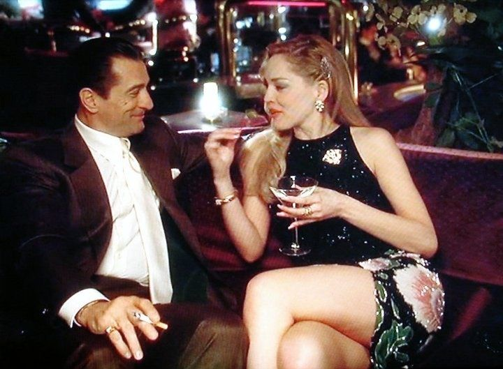Sam 'Ace' Rothstein and Ginger McKenna in Casino