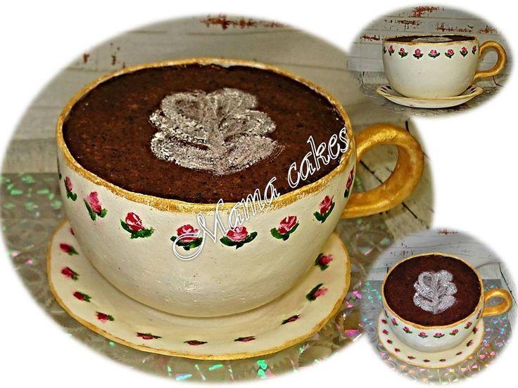 Šálek kávy  - cup of coffee