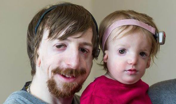 Simon and Alice Moore