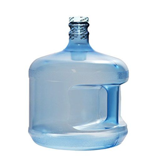3 Gallon Reusable Water Bottle- BPA free - The true BPA Free bottle is here. Currently, this is the only brand that makes BPA Free bottle in USA. Unlike other oversea made bottles, these are durable for daily usage or long term emergency storage. Each bottle has a built-in handle for easy lifting. A note for the carrier is that it weights...