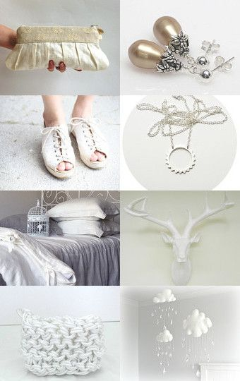 shades of white by Robyn on Etsy--Pinned with TreasuryPin.com
