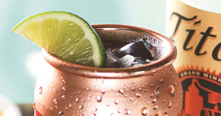 Red Robin Introduces the Ameri-Can Mule | Chilled Magazine