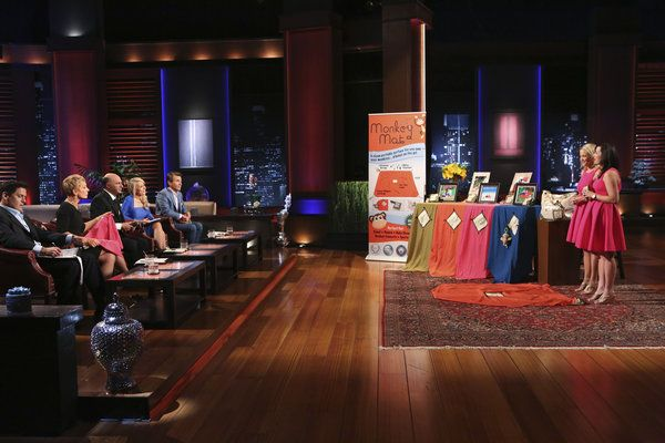 Monkey Mats featured on the April 4th episode of Shark Tank! Kodiak Cakes, Monkey Mat, Plated, The Paint Brush Cover - 2