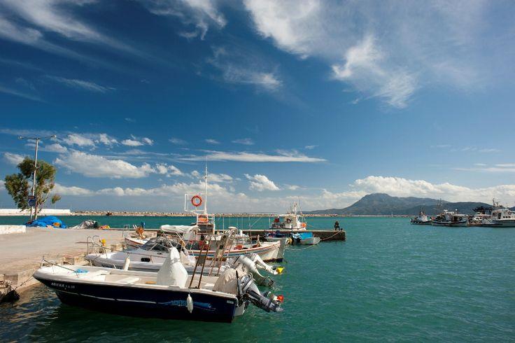 #Kymi Port