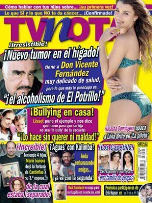 Nombre Revista :  TV Notas México                                                       Fecha:  23 Mayo 2017                     ...