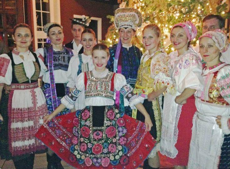 Slovensky kroj | Slovak folk costume