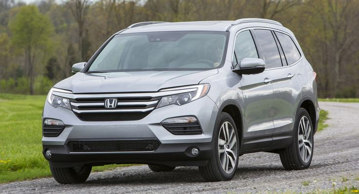 Honda Recalls 2016 Pilot SUVs To Replace Their Fuel Tanks Which May Leak