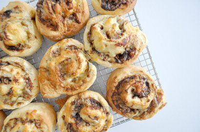 Cheese and Vegemite Scrolls | The Organised Housewife