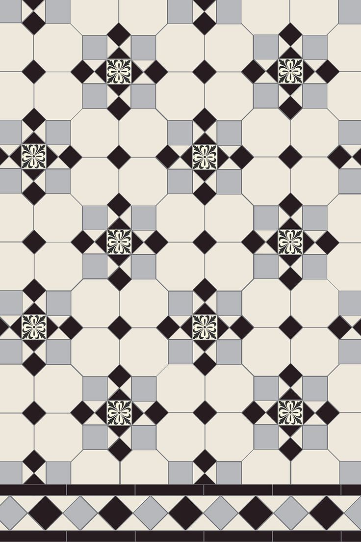 42 best victorian tessellated tiles images on pinterest room tenby tile pattern dailygadgetfo Images