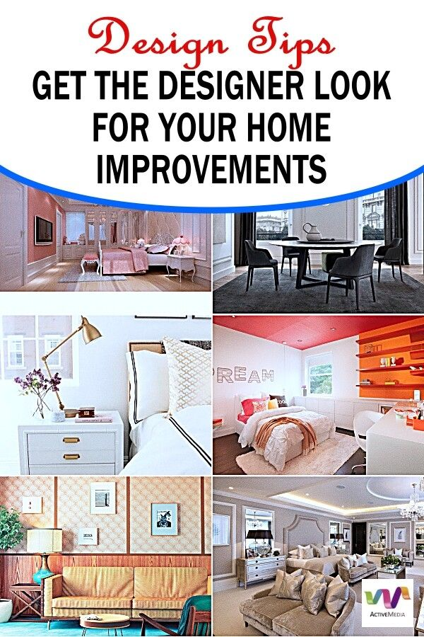 Interior Design Tips You Can Easily Do On Your Own In 2020 Decor Guide Home Improvement Projects Design Your Home