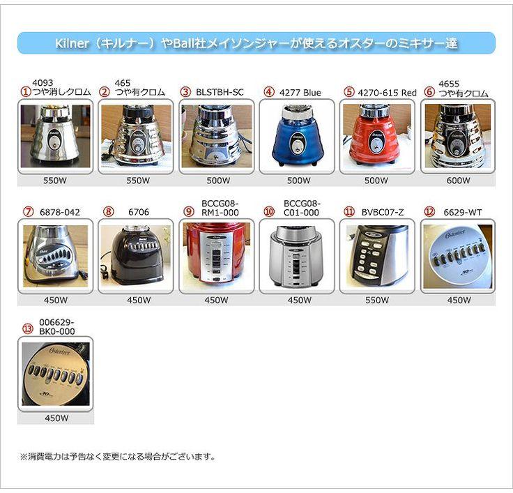 アルファエスパス / オスター ブレンダー 6カップ ガラスジャー ステンレス Oster BPCT02 6-Cup Glass Jar 2-Speed Toggle Beehive Blender, Stainless Steel