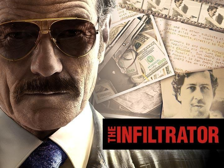 The Infiltrator for Rent, & Other New Releases on DVD at Redbox