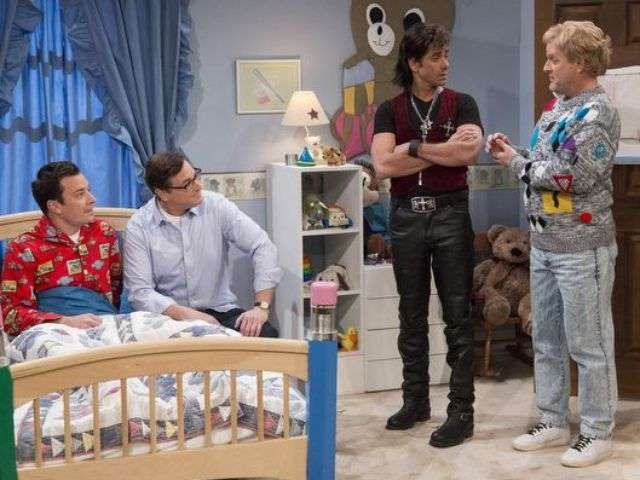 Watch:+'Full+House'+cast+sings+Jimmy+Fallon+to+sleep+via+@USA TODAY - LOVE THIS!!!!!!