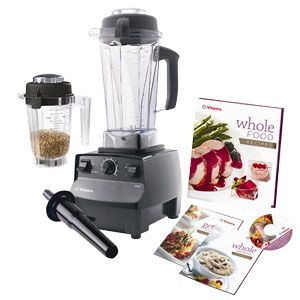 Vitamix 5200 Super Package  with Dry Blade Container