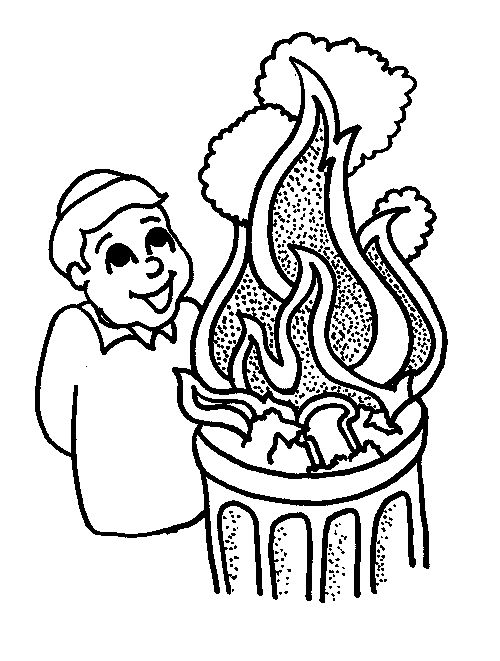 beshalach coloring pages - photo#10