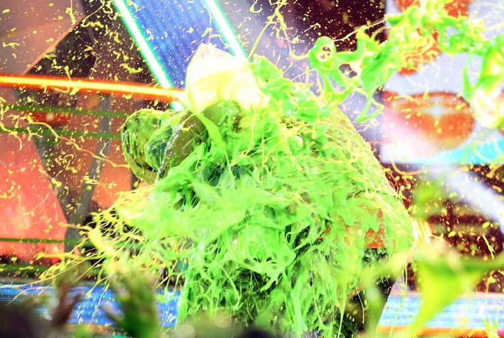Lucas Cruikshank as Fred Figglehorn Slimed ►KCAs 2010