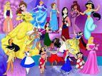 fotos de todas las princesas disney - Buscar con Google