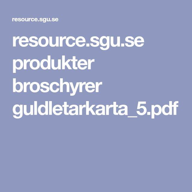resource.sgu.se produkter broschyrer guldletarkarta_5.pdf