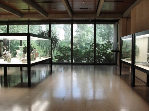 The Gulbenkian Museum in Lisbon.