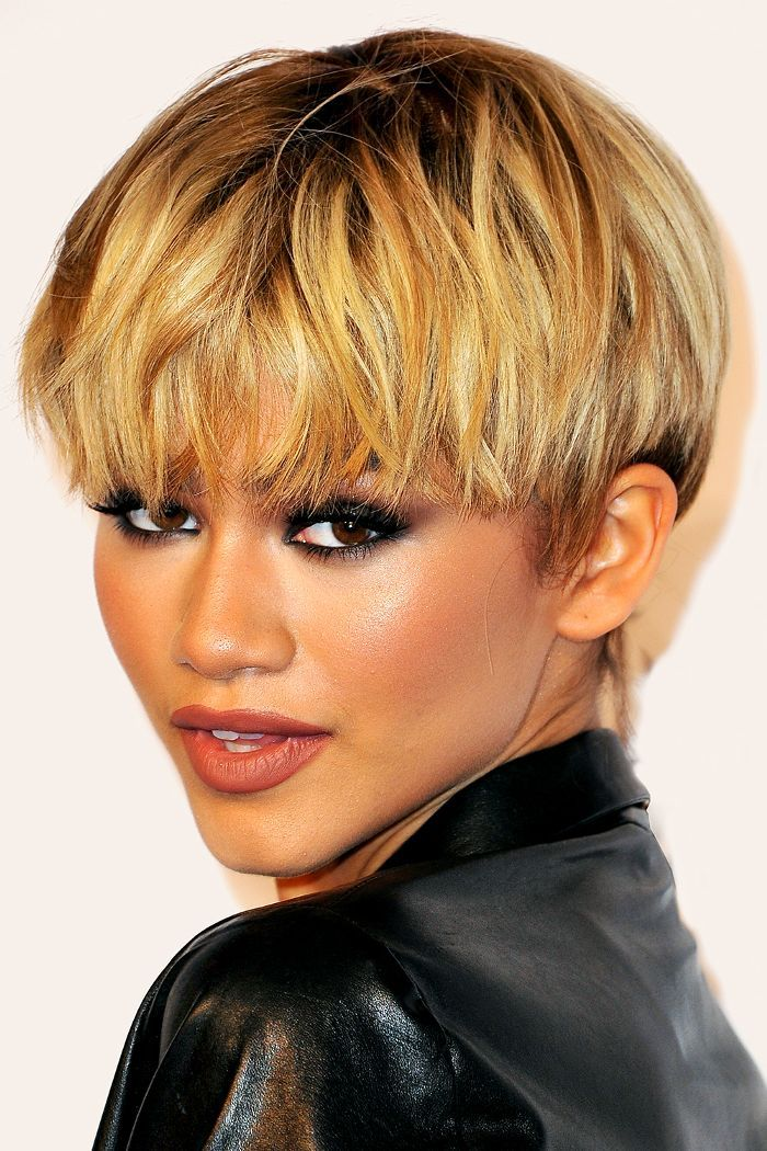 We rounded up 13 pixie cuts for thick hair courtesy of our favorite celebrities....