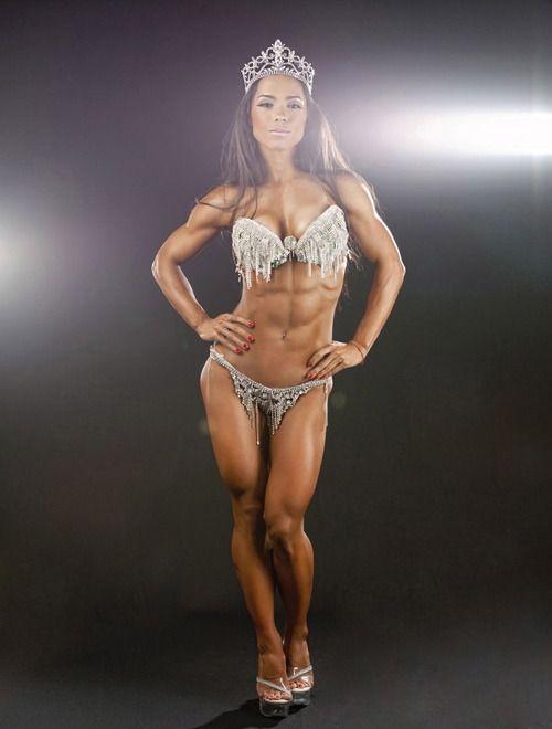 Sexy Muscle Women 21