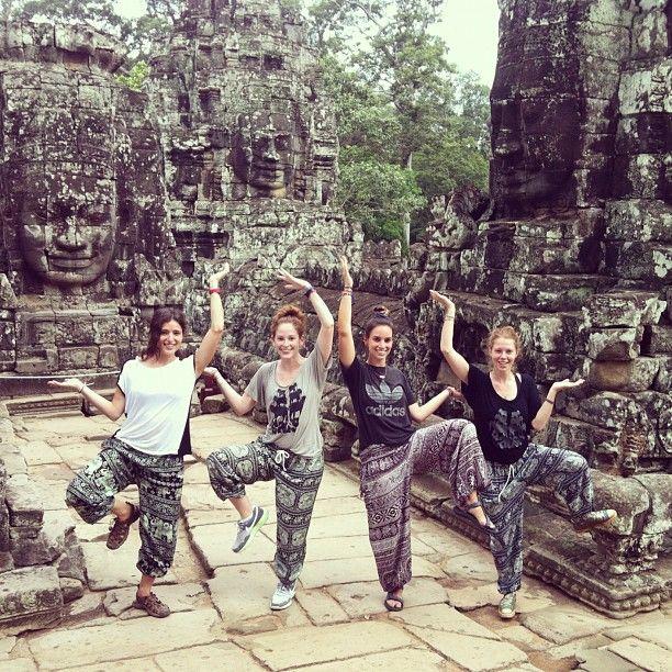 Ankor Wat #rockyourcause
