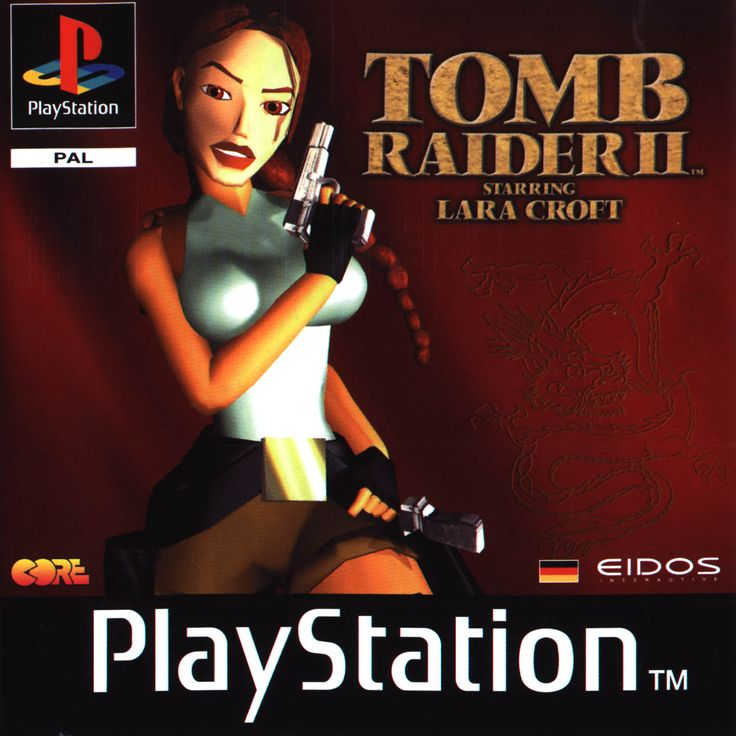 One of the best Tomb Raider games and maybe one of the best psone game.