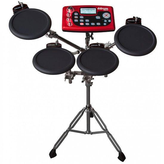 Ddrum Batterie Electronique DD2XS Digital Drum 4 Pad Sample Station