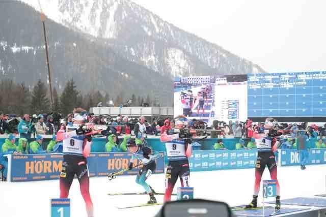 Calendrier complet de la Coupe du monde de biathlon 2020 2021
