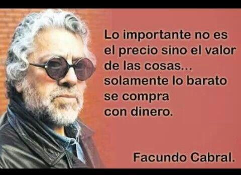 Dinero  #Facundo #Cabral