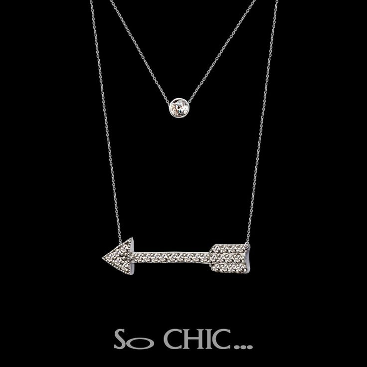 #sochic #annelergunu #mothersday #gift #hediye #necklace #ok #arrow #gümüş #silver #eternal #mother #anne
