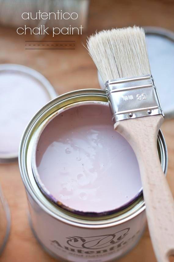 Autentico chalk paint   Ishtar Olivera