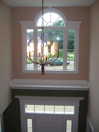 The 25+ Best Two Story Foyer Ideas On Pinterest | 2 Story Foyer, Entry  Stairs And Mill Work